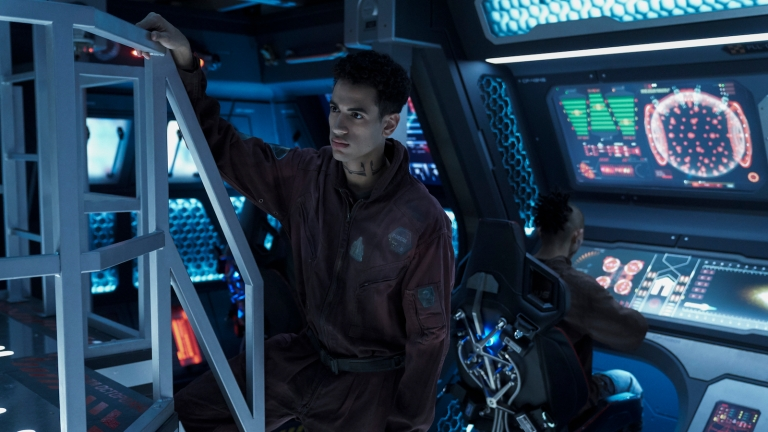 Filip in The Expanse