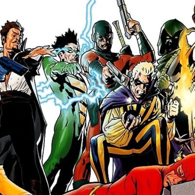 The Flash Rogues Gallery