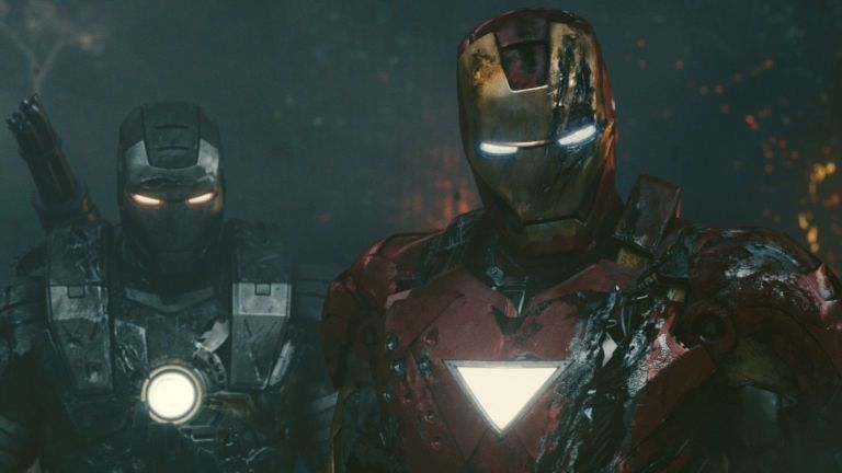 Iron Man and War Machine in the Marvel Cinematic Universe