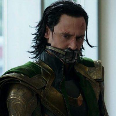 Tom Hiddleston in Marvel's Loki