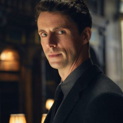 A discovery of Witches Matthew Goode as Matthew Clairmont