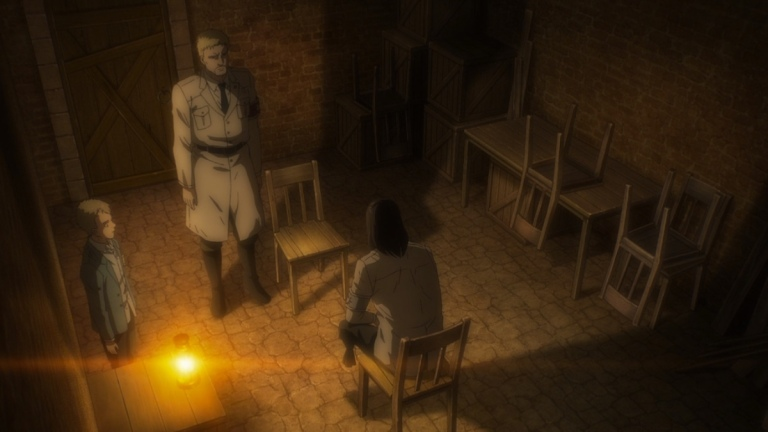 Attack on Titan Season 4 Episode 5 Declaration of War