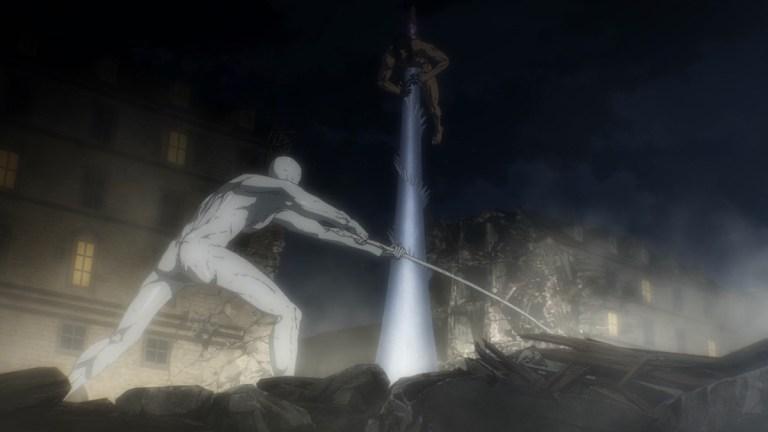 Attack on Titan Season 4 Episode 6 War Hammer Titan