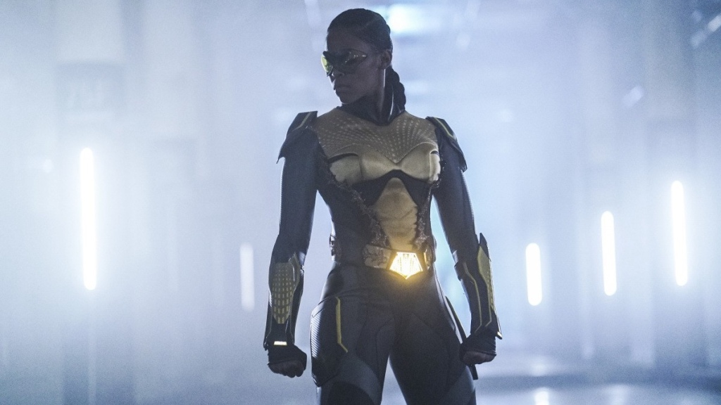 2021 Winter TV Preview - Black Lightning Season 4