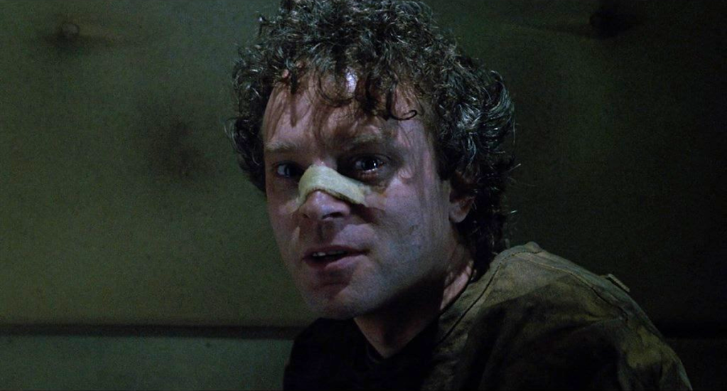 Brad Dourif in The Exorcist III