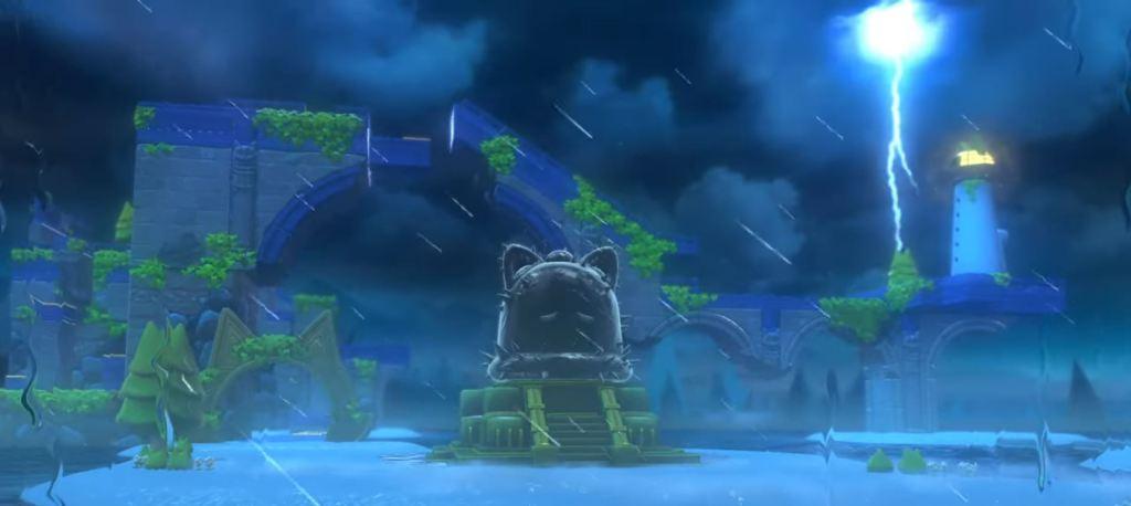 Super Mario 3D World Boswser's Fury Cat Bell