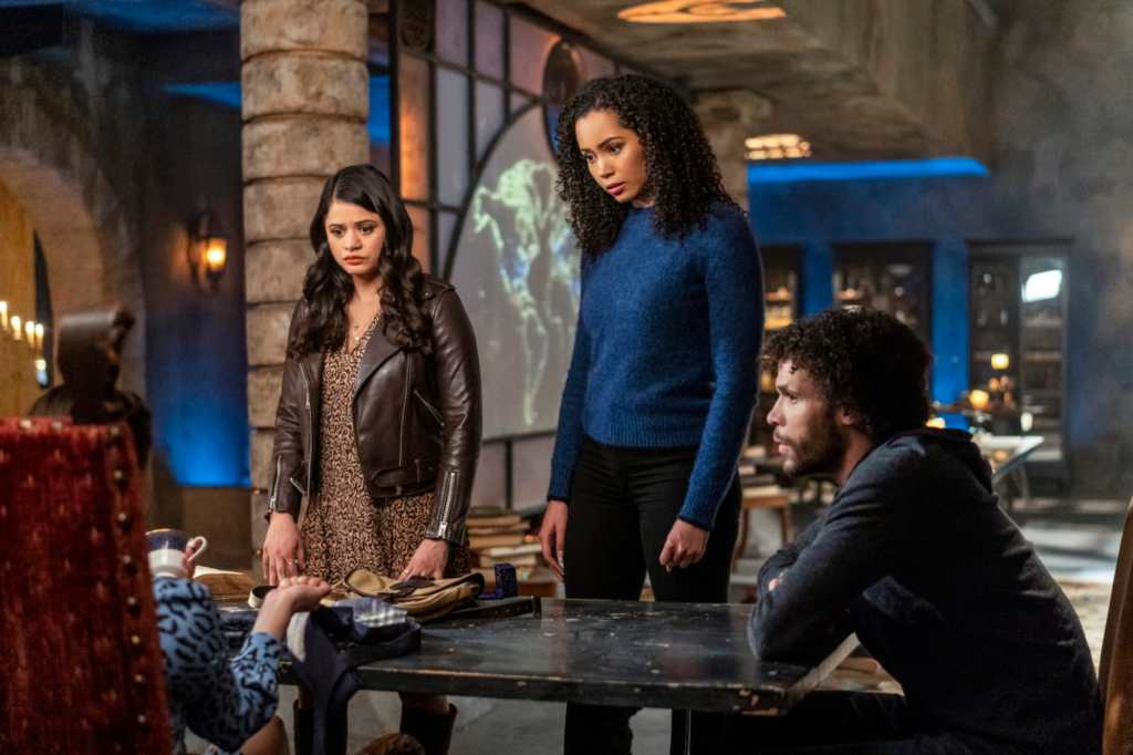 2021 Winter TV Preview - Charmed Season 3