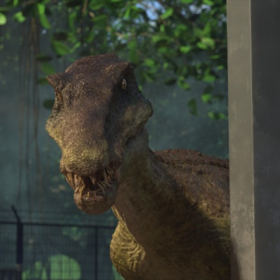Jurassic World Camp Cretaceous Ben Return