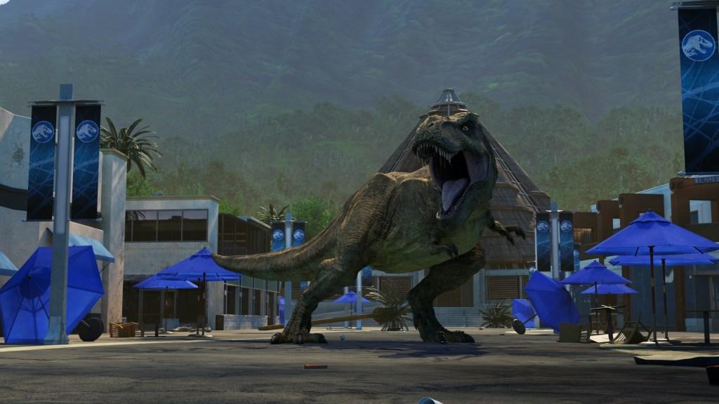 2021 Winter TV Preview - Jurassic World Camp Cretaceous Season 2