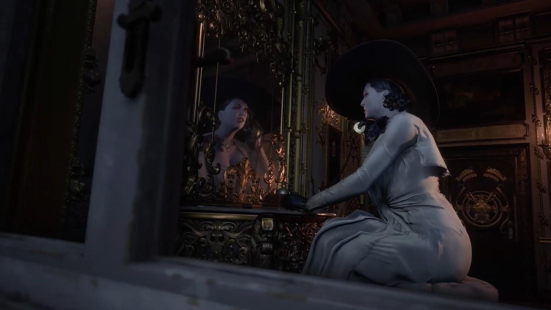 Resident Evil Village: Does Lady Alcina Dimitrescu's Name Hide Any Secrets?    Den of Geek