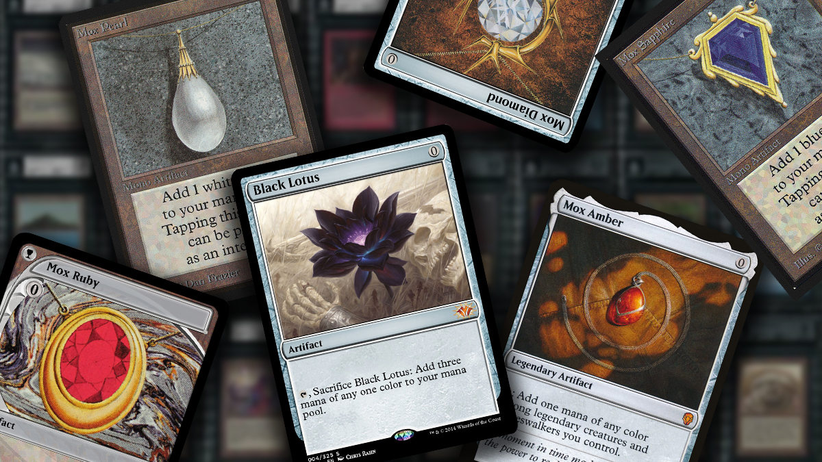 Magic: The Gathering Black Lotus