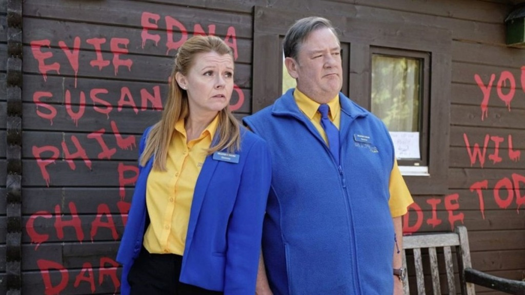 Murder They Hope Johnny Vegas Sian Gibson