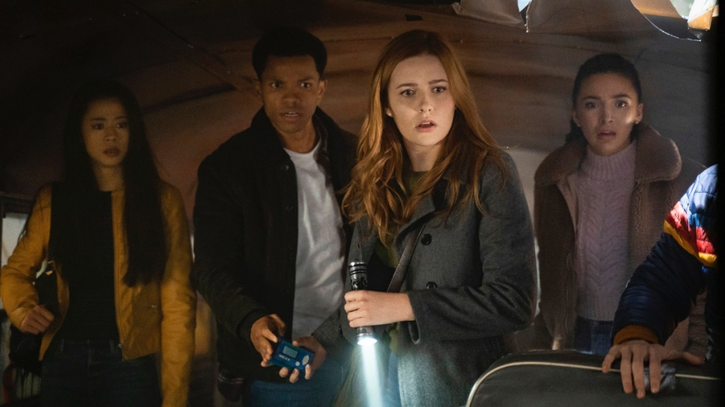 2021 Winter TV Preview - Nancy Drew Season 2