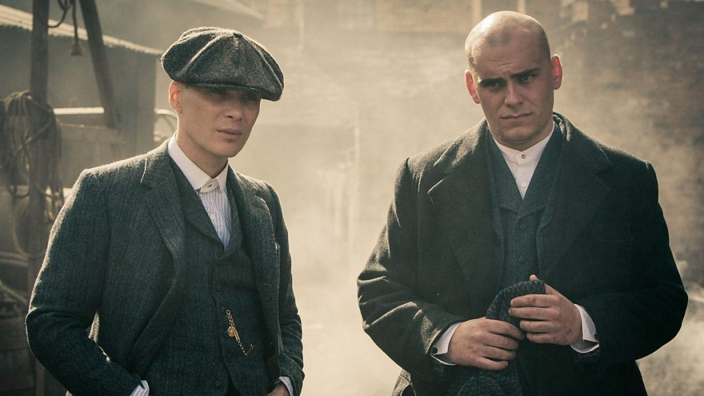 Peaky Blinders Johnny Whizzbang Tommy Shelby