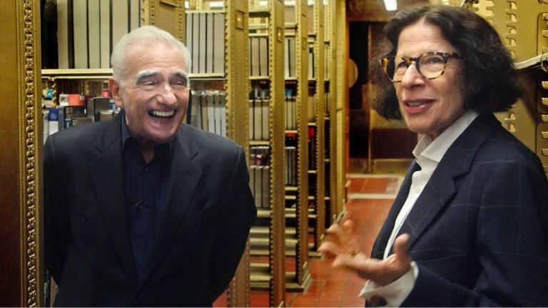 Pretend its a City Fran Lebowitz Martin Scorsese