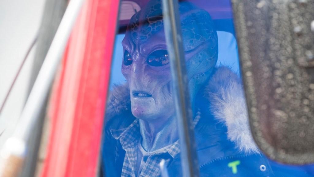 2021 Winter TV Preview - Resident Alien