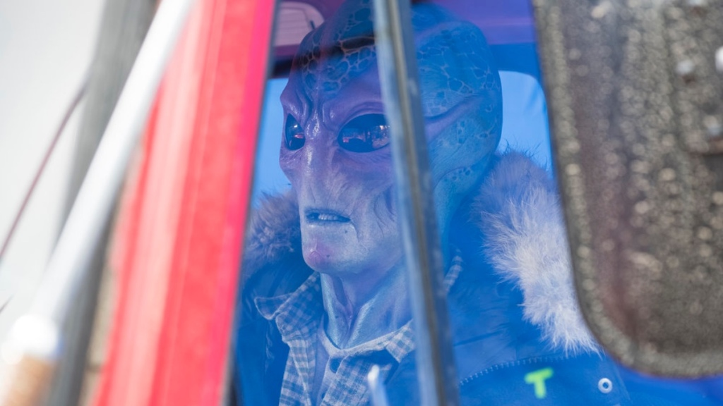 2021 Winter TV Preview - Resident Alien