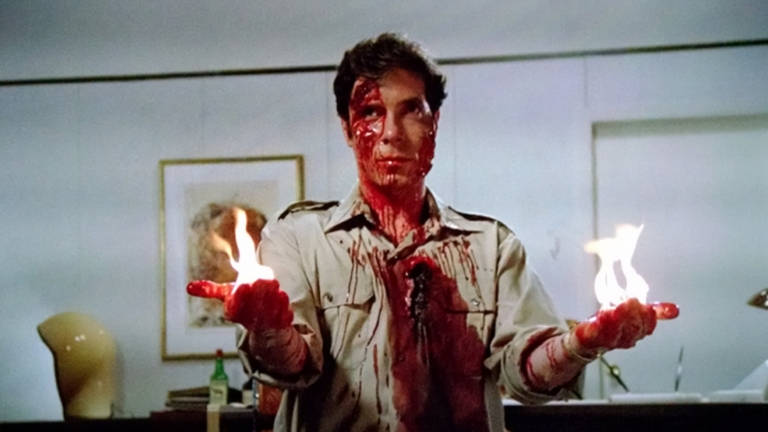 Stephen Lack in Scanners
