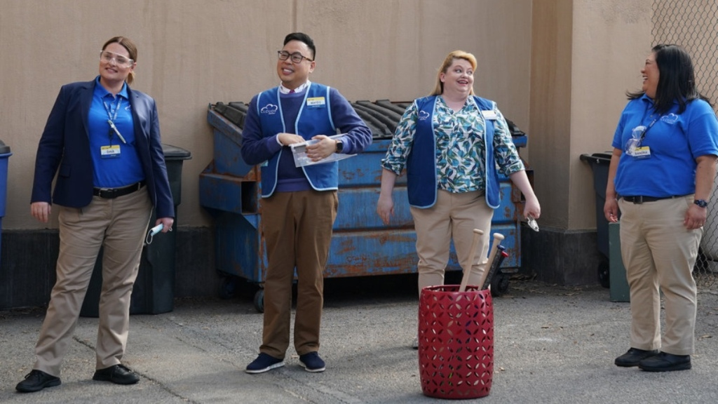 2021 Winter TV Preview - Superstore Season 6