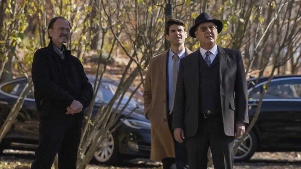 2021 Winter TV Preview - The Blacklist Season 8
