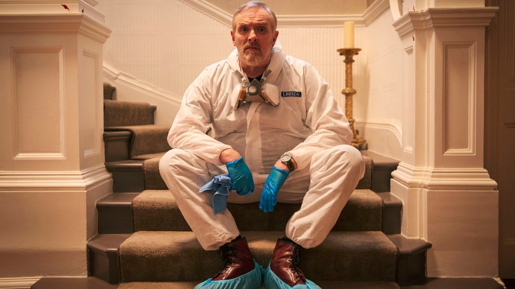 Greg Davies in The Cleaner BBC