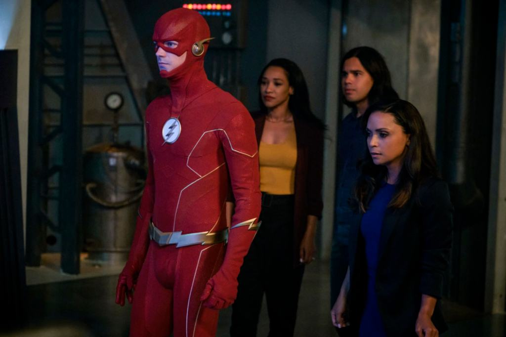 2021 Winter TV Preview - The Flash Season 7