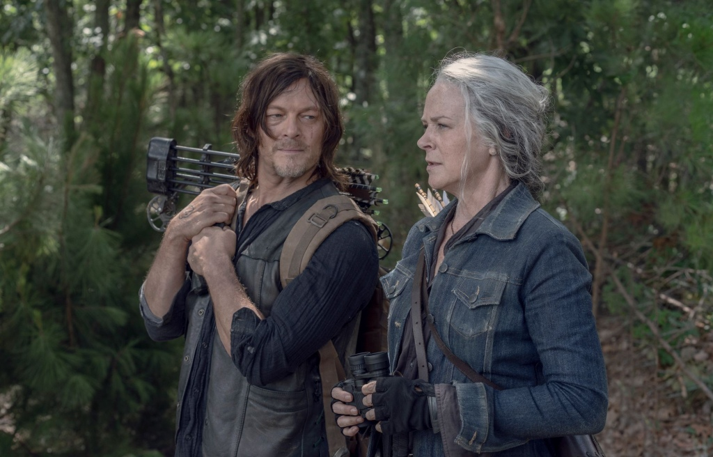 2021 Winter TV Preview - The Walking Dead Season 10B
