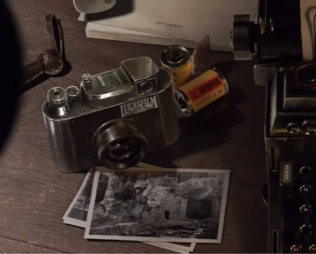 Camera and photo in Bethesda's Indiana Jones Game