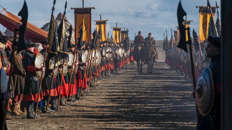 Vikings ride off in season 6