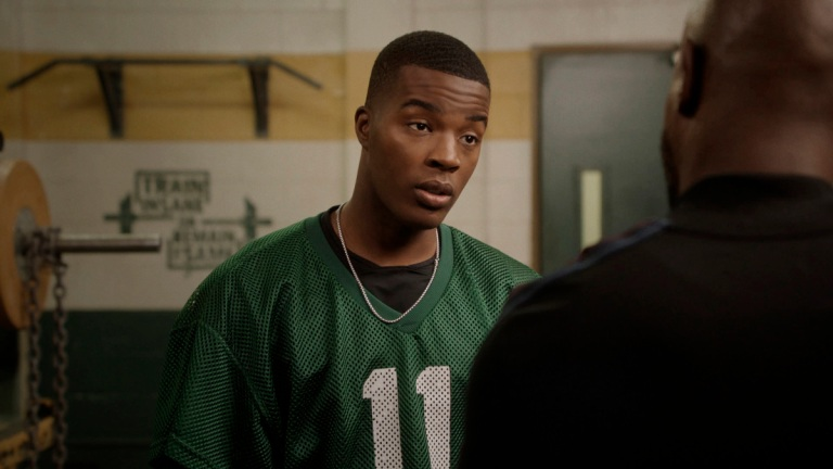 Spencer in All American Season 3