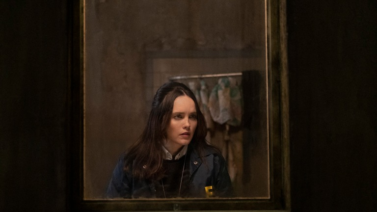 Rebecca Breeds as Clarice in the new CBS TV Show