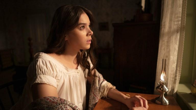 Hailee Steinfeld in Dickinson Season 2