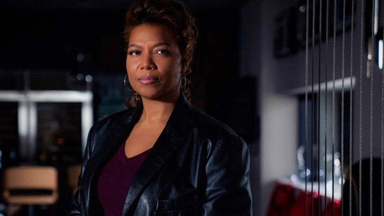 Queen Latifah as Robyn McCall on The Equalizer