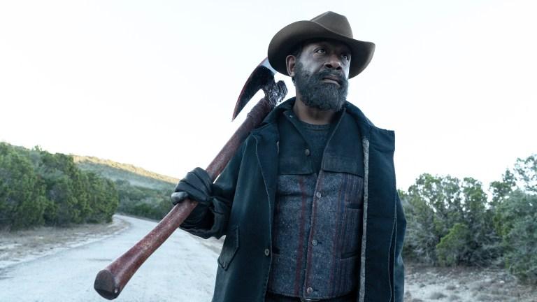 Fear the Walking Dead Season 6 Morgan