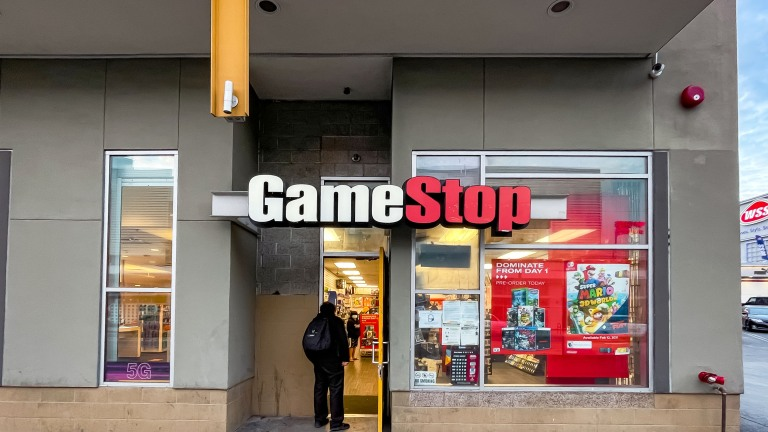 GameStop Hedge Fund GME Stock