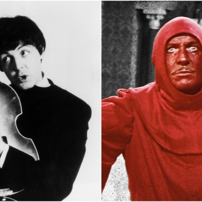 Paul McCartney Masque of the Red Death