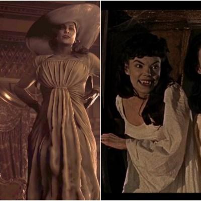 Brides of Dracula/Resident Evil 8
