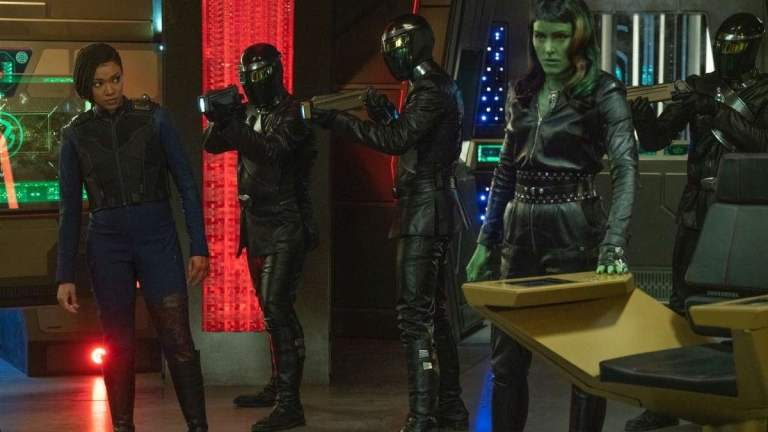 Star Trek: Discovery Season 3 Finale