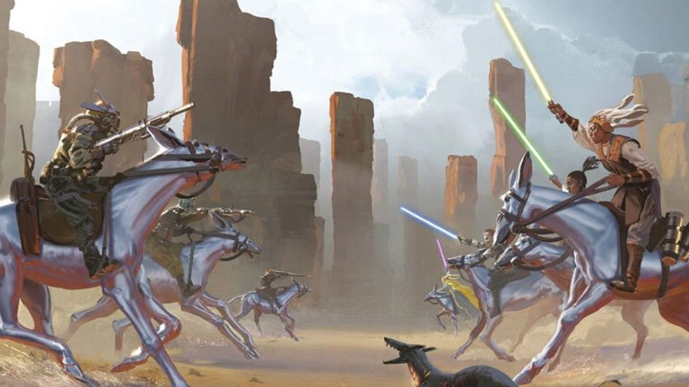 Star Wars The High Republic: Light of the Jedi