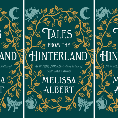 Tales From the Hinterland Cover