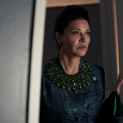 Avasarala in The Expanse