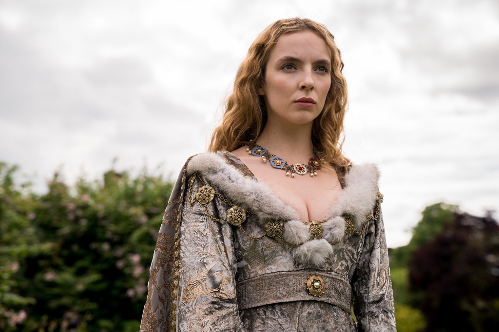 Jodie Comer in The White Princess