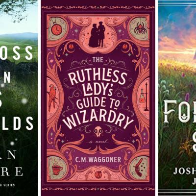 Top New Fantasy Books 2021