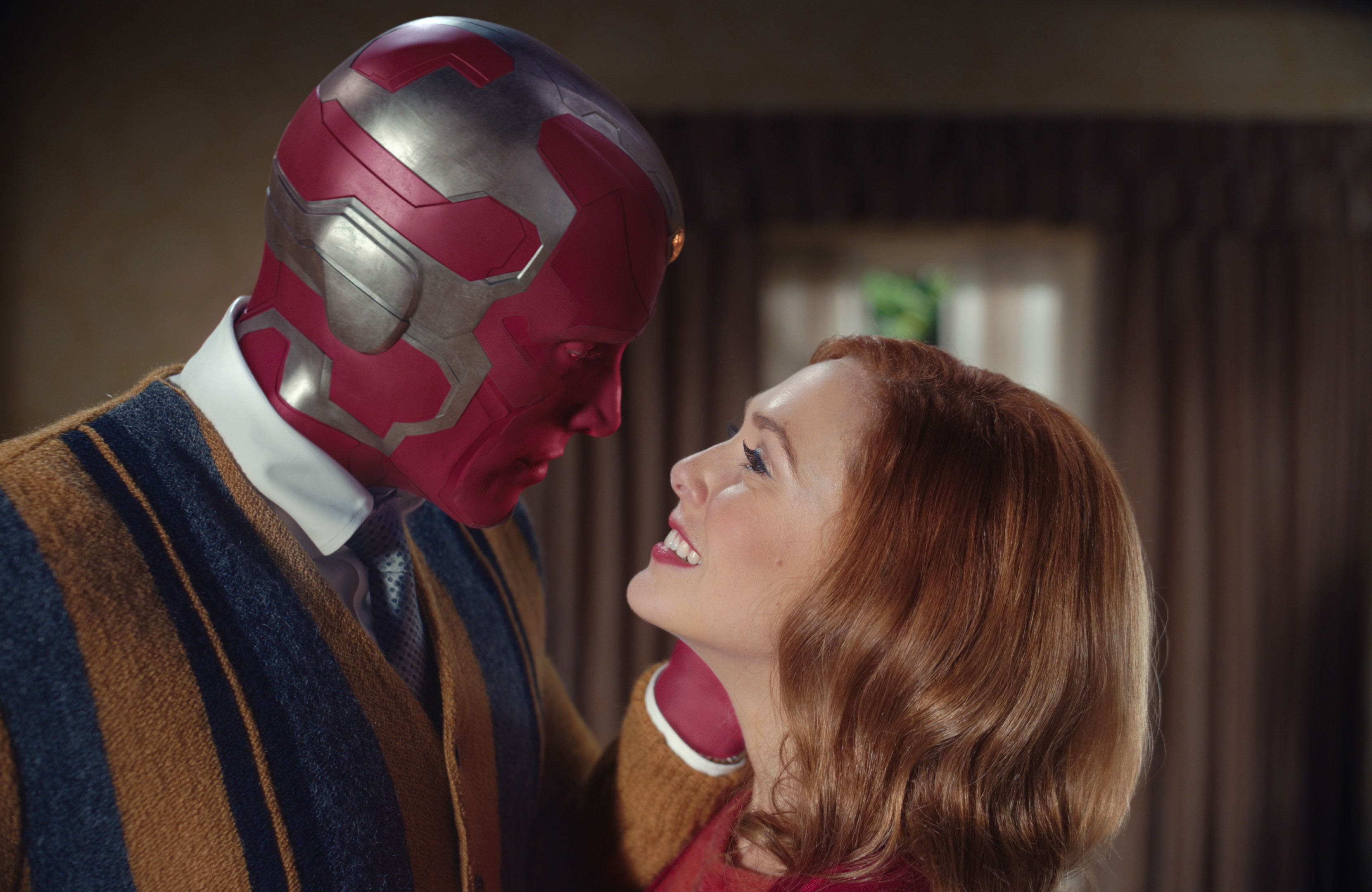 How WandaVision Proves Marvel Can Tell a Love Story That Matters   Den of Geek