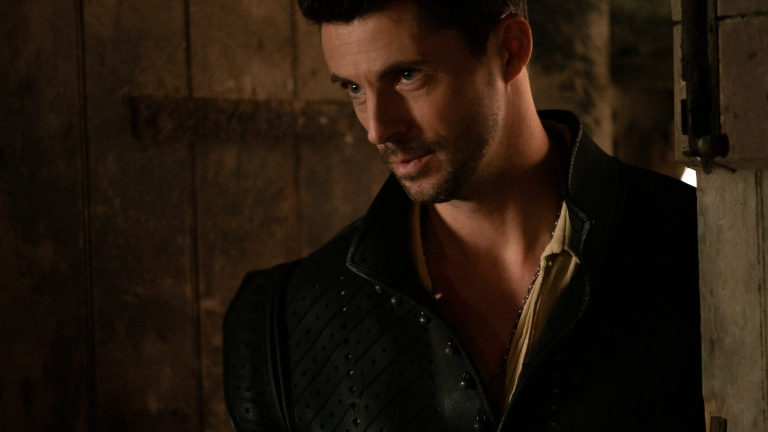 Mathew A Discovery of Witches S2