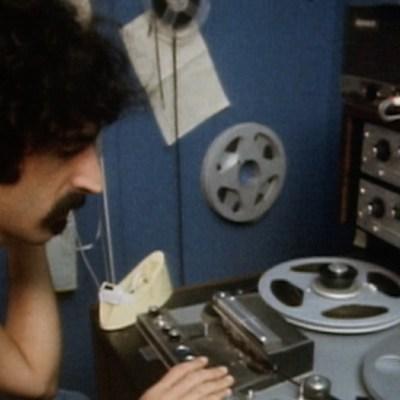 Frank Zappa in Alex Winters' ZAPPA documentary