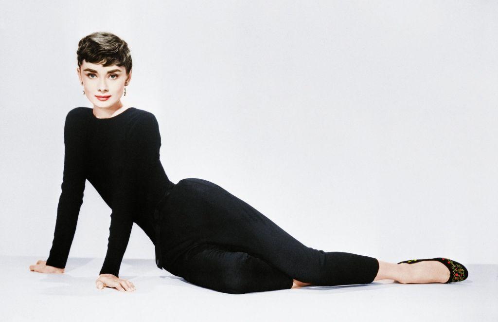 Audrey Hepburn Photoshoot in Documentary