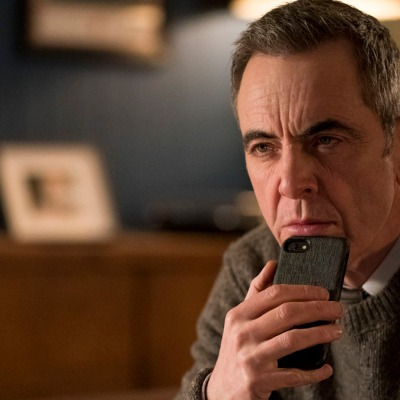 Bloodlands James Nesbitt looking puzzled