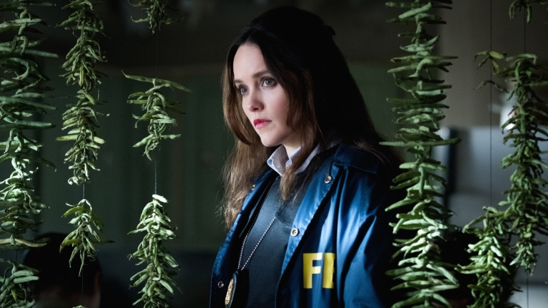 Rebecca Breeds as Agent Starling in Clarice