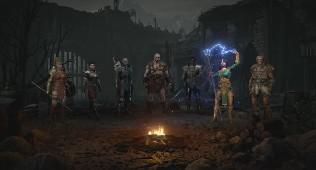 Why Diablo 2 Resurrected Could Be a Problem for Diablo 4
